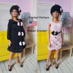 """Crochet Pattern 146 : """"Iris..."""