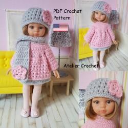 Crochet Pattern 148 :...