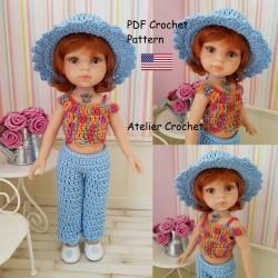 Crochet Pattern 194 :...