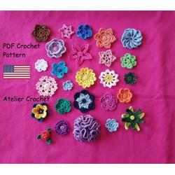 Crochet Pattern 3 : Crochet...