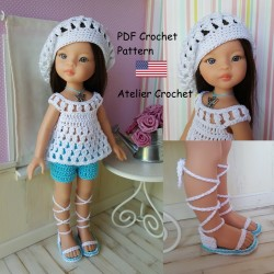 Crochet Pattern 171 :...