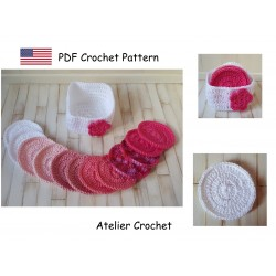 "Crochet Pattern ""Pads for..."