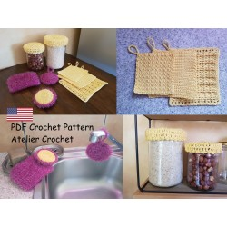 "Crochet Pattern ""My zero..."