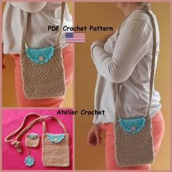 "Crochet Pattern 5 : ""Small..."