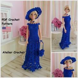 Crochet Pattern 205 :...