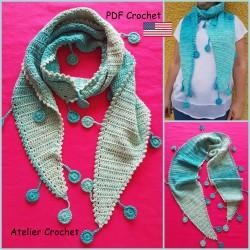 Crochet Pattern 6 :...