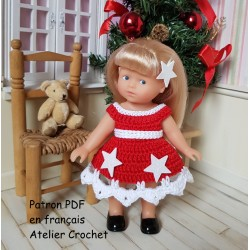"Patron Crochet ""Etoile de..."