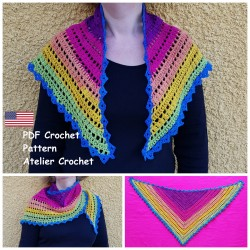 Crochet Pattern 9 :...