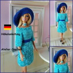 "Anleitung 67 : ""Azalée Barbie"""