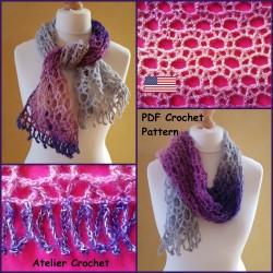 Crochet Pattern 12 :...