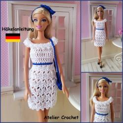 """Anleitung 222 : """"Romy Barbie"""""""