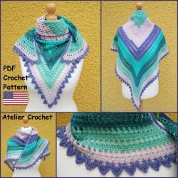 Crochet Pattern 17 :...