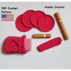 """Crochet Pattern : """"Zero..."""