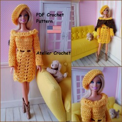 Crochet Pattern 252 :...