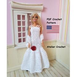 Crochet Pattern 254 :...