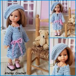 Ensemble Louisa pour poupée...