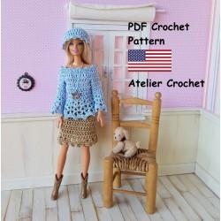 Crochet Pattern 255 :...