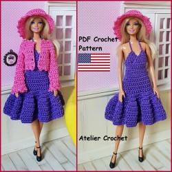 Crochet Pattern 256 :...