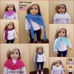Crochet Pattern 181 :...