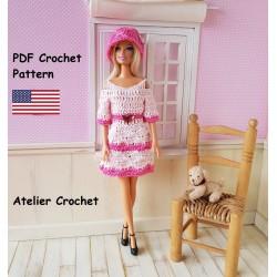 Crochet Pattern 110 :...