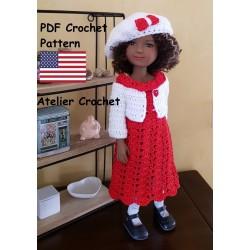 Crochet Pattern 24 :...