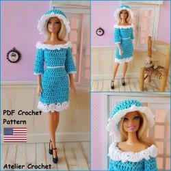 Crochet Pattern 258 :...