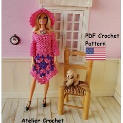 Crochet Pattern 112 :...