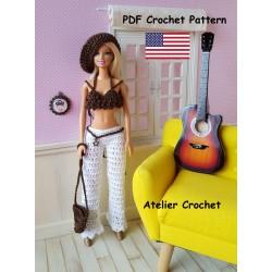 Crochet Pattern 83 :...