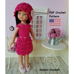 Crochet Pattern 261 :...