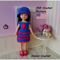 Crochet Pattern 223 :...