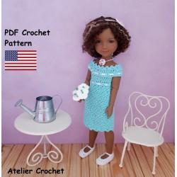 Crochet Pattern 198 :...