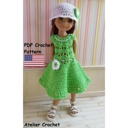 Crochet Pattern 98 :...