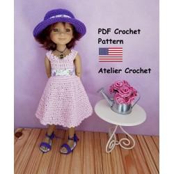 Crochet Pattern 267 :...