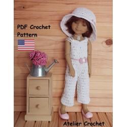 Crochet Pattern 268 :...