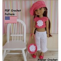 Crochet Pattern 236 :...