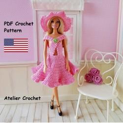 Crochet Pattern 270 :...