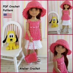 Crochet Pattern 27 :...