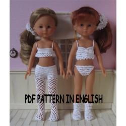 Crochet Pattern 119 :...