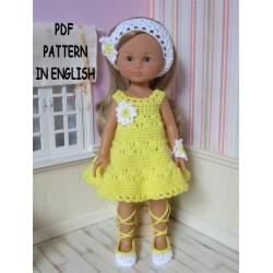 Crochet Pattern 82 :...