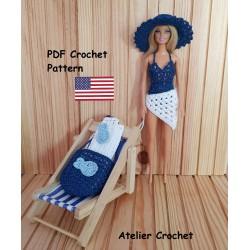 Crochet Pattern 272 :...