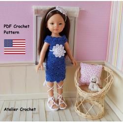 Crochet Pattern 271 :...