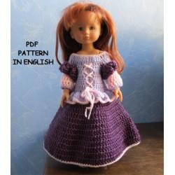 Crochet Pattern 10 :...