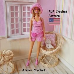 Crochet Pattern 273 :...