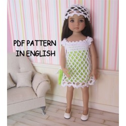 "Crochet Pattern 26 : ""Anis""..."