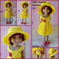 Crochet Pattern 237 :...