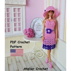 Crochet Pattern 275 :...