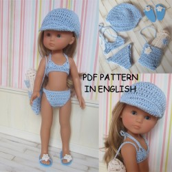 Crochet Pattern 28 :...