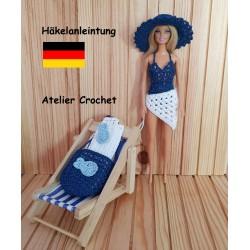 """Anleitung 272 : """"Ilona Barbie"""""""