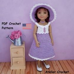 Crochet Pattern 269 :...