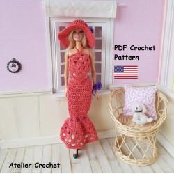 Crochet Pattern 280 :...